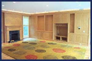 Interior Cabinet Refinishing Project in Evanston, IL 60202